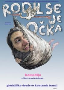 plakat (avtor Branko Drekonja)